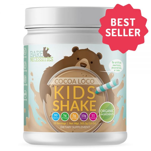 Cocoa Protein Powder for kids